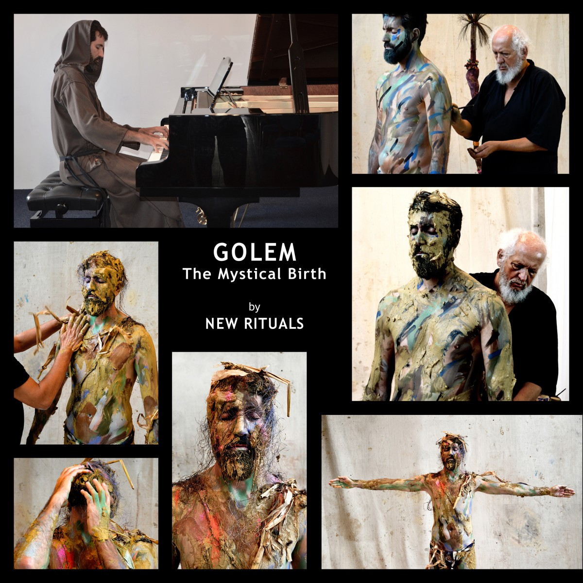 Golem – The Mystical Birth door New Rituals / Sebastian Holzhuber - FRINGE